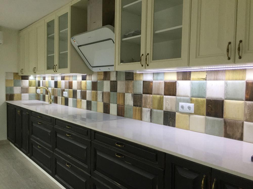 Кухонный гарнитур в Бенидорме
