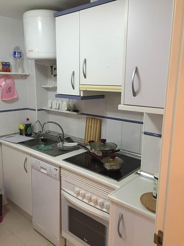 Como reformar una cocina vieja gallery of reforma cocina for Como planificar mi cocina