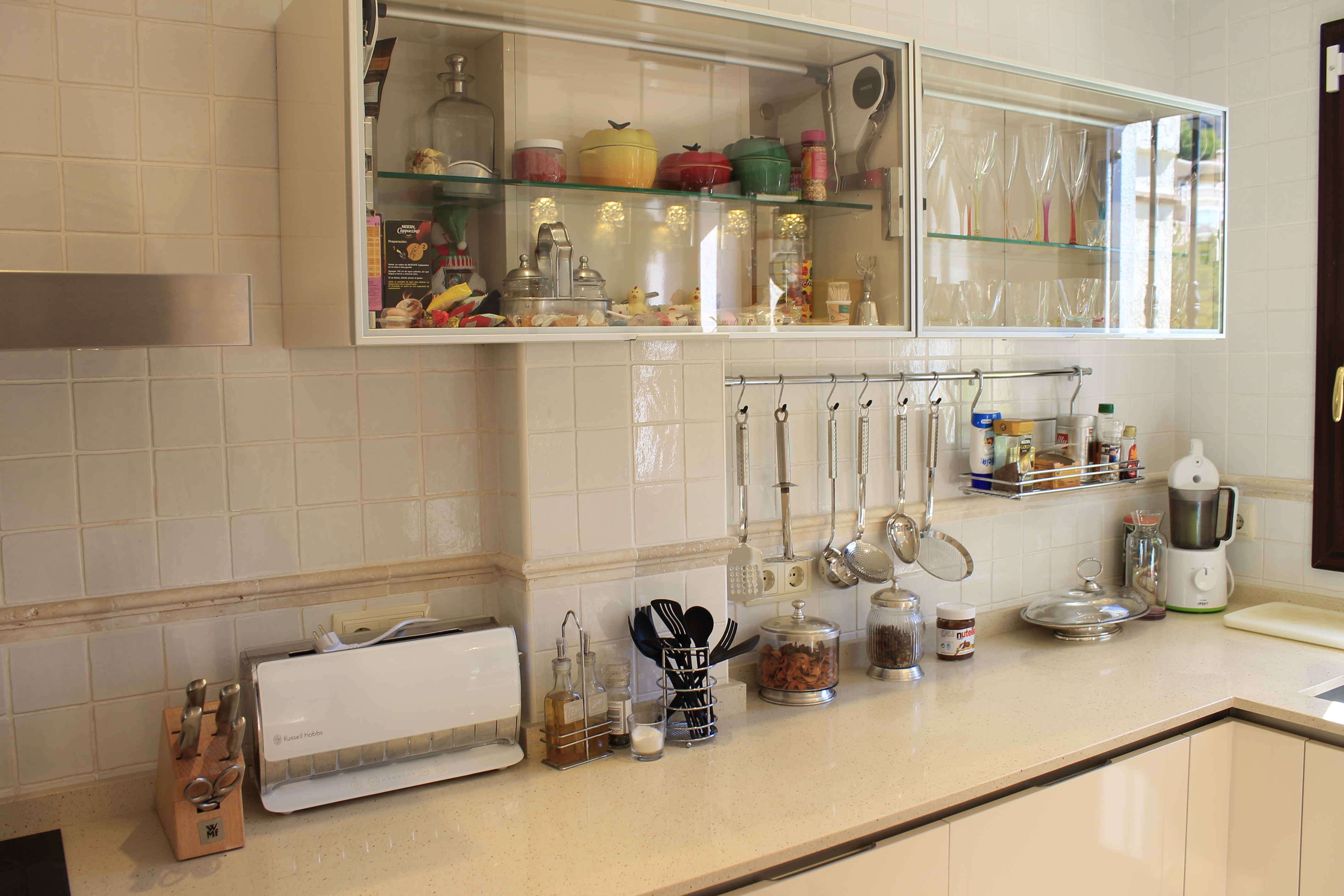 Mueble de cocina a medida altea alfainteriorismo - Muebles para cocina a medida ...