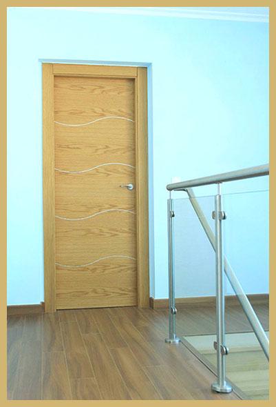 Межкомнатные двери в Бенидорме, установленные нашей компанией