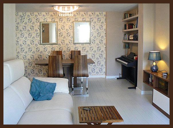 Ремонт квартиры в Бенидорме, выполненный нашей компанией